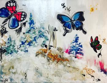 butterflycry